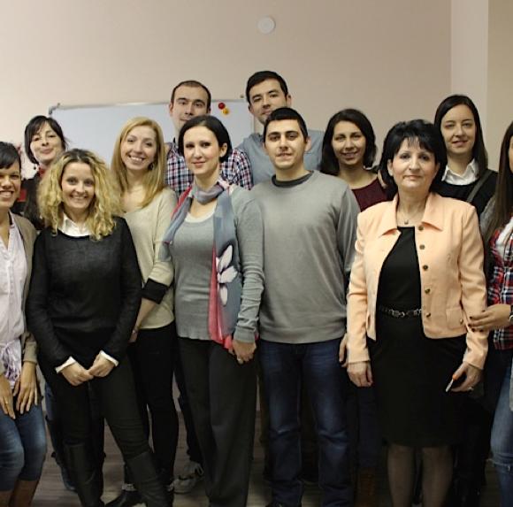 """Institut stranih jezika """"Andreja"""" proslavio svoju slavu humanim gestom"""